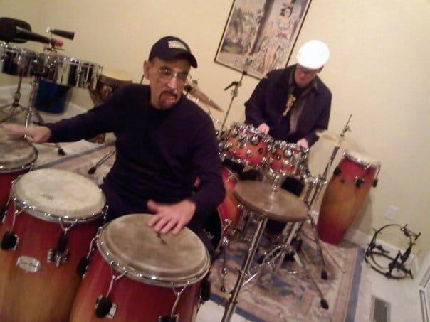 photo-djs-Mt.Diablo-Walfredo+David-jamming